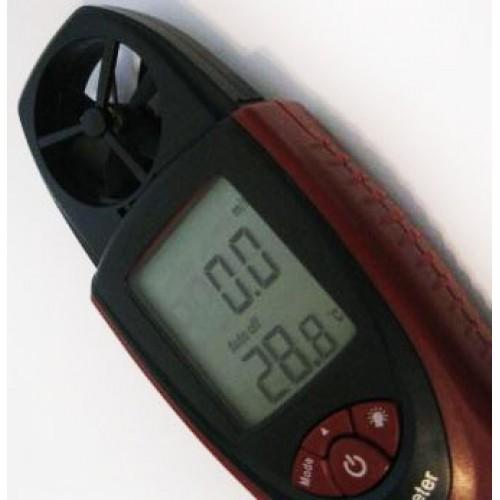 внешний вид анемометра ST8020, ST8021, ST8022