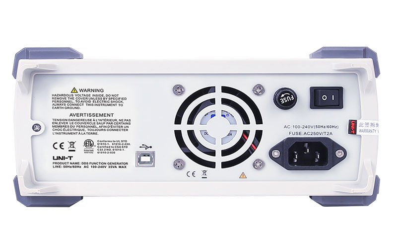 UTG1005A - генератор UNI-T