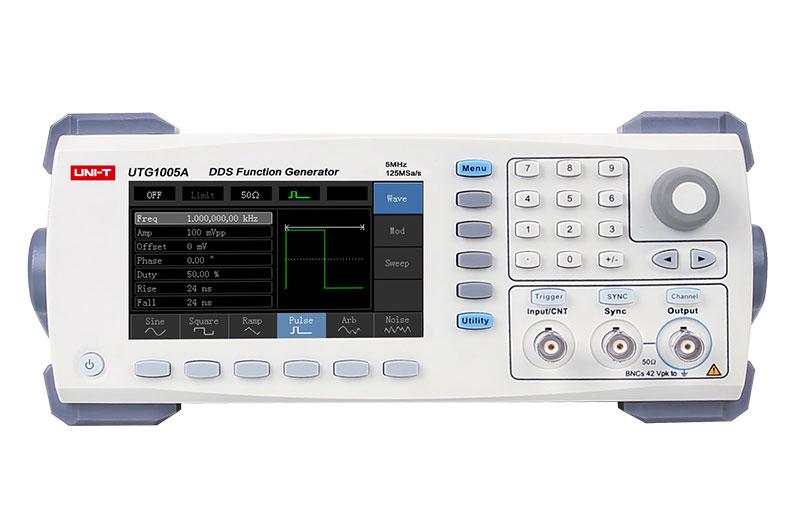 Генератор сигналов произвольных форм UNI-T UTG1005A